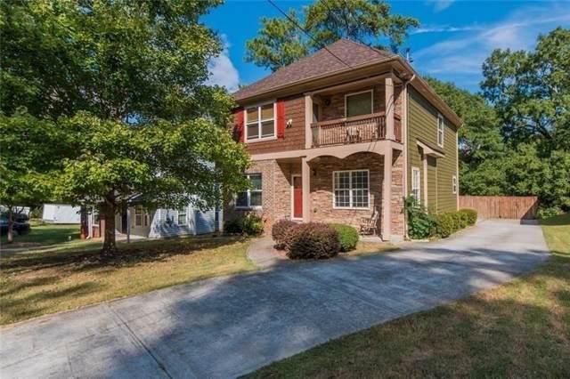 152 Nathan Road SW, Atlanta, GA 30331 (MLS #6625845) :: The Heyl Group at Keller Williams