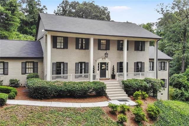 4103 Flintlock Road NW, Atlanta, GA 30327 (MLS #6625893) :: North Atlanta Home Team