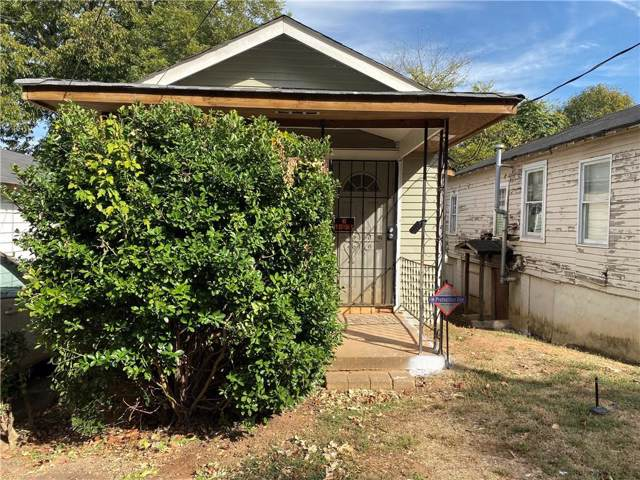 1054 West Avenue SW, Atlanta, GA 30315 (MLS #6626476) :: RE/MAX Prestige