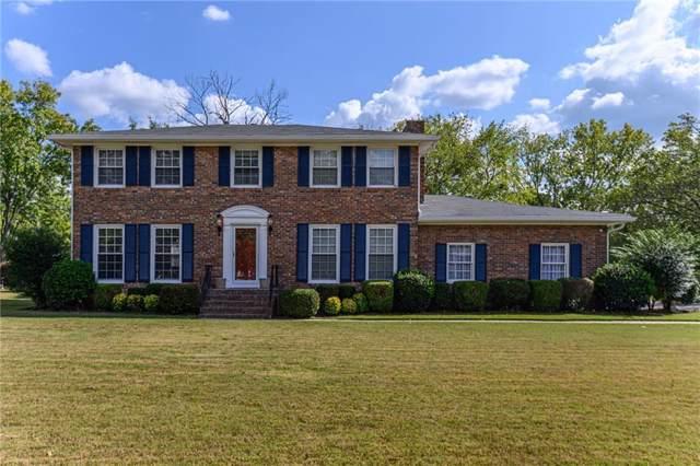 11 Ridge Haven Drive NW, Rome, GA 30165 (MLS #6626527) :: North Atlanta Home Team