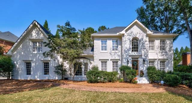 4925 Gaskin Walk, Marietta, GA 30068 (MLS #6626590) :: North Atlanta Home Team