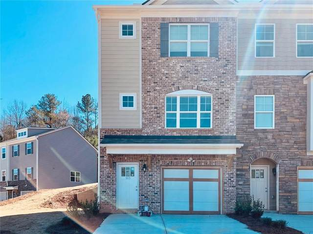 985 Belfry Terrace #1007, Fairburn, GA 30213 (MLS #6626755) :: Vicki Dyer Real Estate