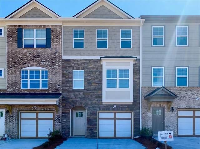981 Belfry Terrace #1008, Fairburn, GA 30213 (MLS #6626799) :: AlpharettaZen Expert Home Advisors