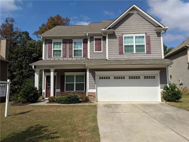 818 Pine Lane, Lawrenceville, GA 30043 (MLS #6626924) :: North Atlanta Home Team