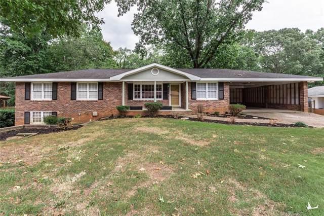 3771 Pacific Drive, Austell, GA 30106 (MLS #6627002) :: North Atlanta Home Team