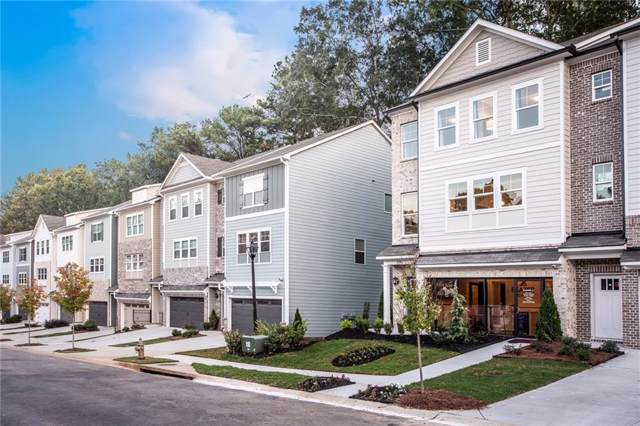 2771 White Oak Lane #24, Decatur, GA 30032 (MLS #6627213) :: North Atlanta Home Team