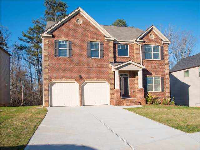 3711 Lilly Brook Drive, Loganville, GA 30052 (MLS #6627275) :: The North Georgia Group