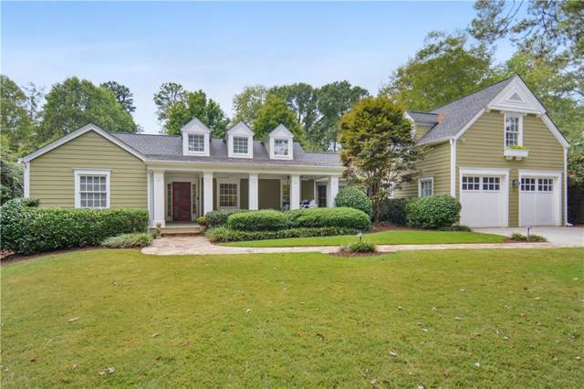 4750 Dudley Lane, Sandy Springs, GA 30327 (MLS #6627464) :: North Atlanta Home Team