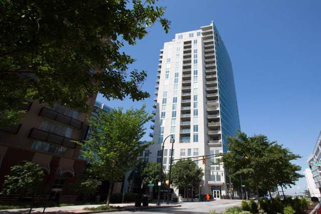 20 10th Street NW #1803, Atlanta, GA 30309 (MLS #6627515) :: North Atlanta Home Team