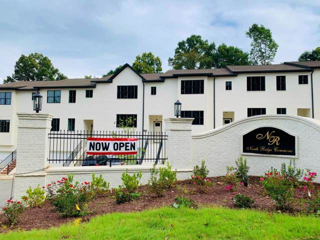 8005 Linfield Way, Sandy Springs, GA 30350 (MLS #6627556) :: North Atlanta Home Team