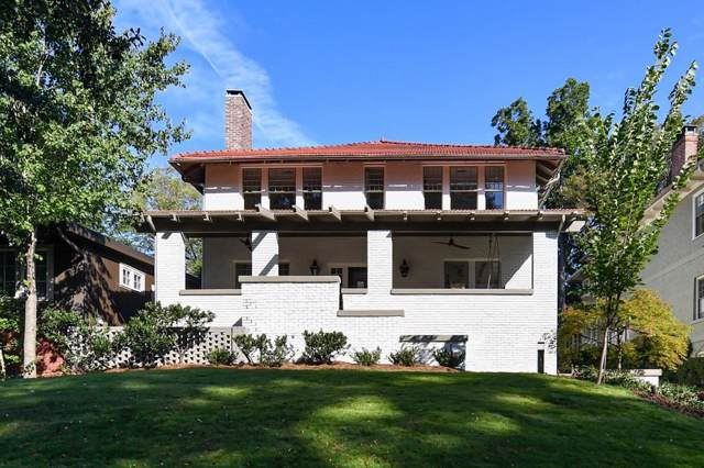30 Inman Circle NE, Atlanta, GA 30309 (MLS #6627577) :: North Atlanta Home Team