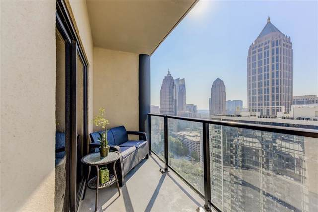 1280 W Peachtree Street NW #3707, Atlanta, GA 30309 (MLS #6627629) :: North Atlanta Home Team