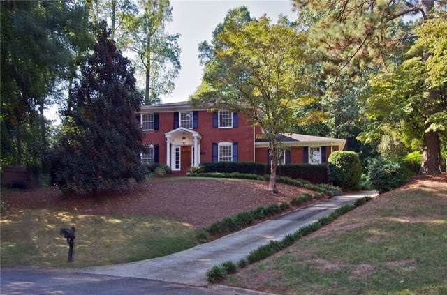 1781 Stonecliff Court, Decatur, GA 30033 (MLS #6627649) :: North Atlanta Home Team
