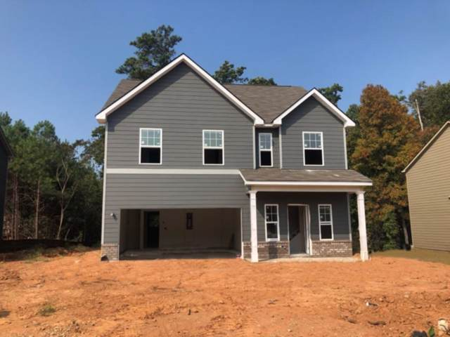 471 Lake Ridge Drive, Fairburn, GA 30213 (MLS #6627662) :: North Atlanta Home Team