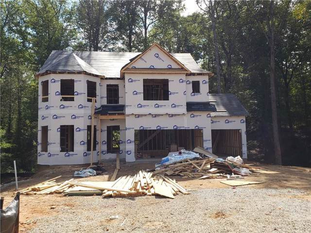991 Lake Rockwell Way, Winder, GA 30680 (MLS #6627755) :: North Atlanta Home Team