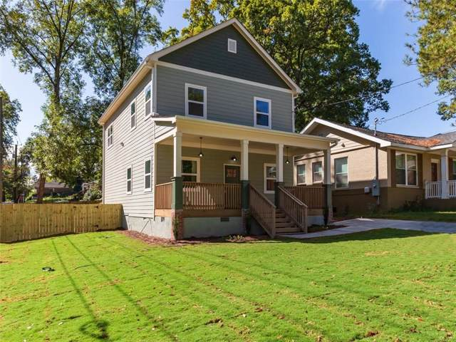 1418 Allegheny Street SW, Atlanta, GA 30310 (MLS #6627938) :: The North Georgia Group