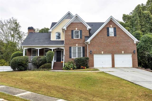 100 Old Alabama Place, Roswell, GA 30076 (MLS #6627993) :: North Atlanta Home Team