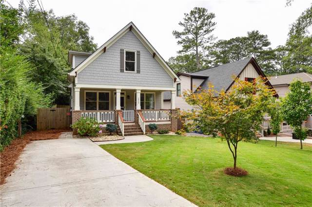 2825 Arborcrest Drive, Decatur, GA 30033 (MLS #6628182) :: Charlie Ballard Real Estate