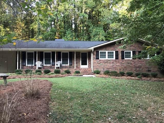 729 Holly Drive, Gainesville, GA 30501 (MLS #6628245) :: North Atlanta Home Team
