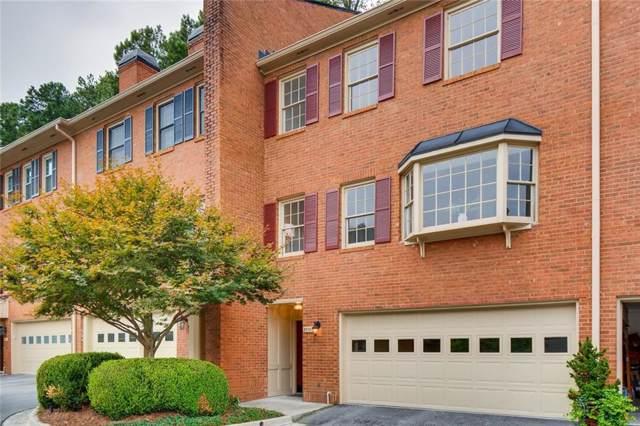 3550 Vinings Ridge Court SE, Atlanta, GA 30339 (MLS #6628274) :: Iconic Living Real Estate Professionals