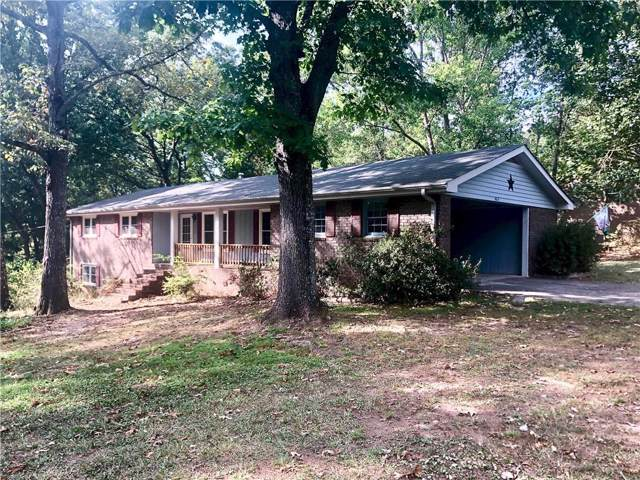 4631 S Seminole Drive, Douglasville, GA 30135 (MLS #6628286) :: North Atlanta Home Team