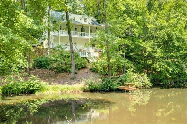 443 Lakeshore Drive, Berkeley Lake, GA 30096 (MLS #6628348) :: North Atlanta Home Team