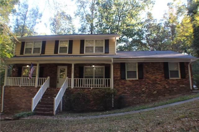1162 Pine Knoll Lane NE, Conyers, GA 30013 (MLS #6628620) :: North Atlanta Home Team