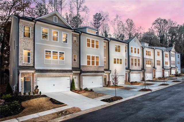 2765 White Oak Lane #27, Decatur, GA 30032 (MLS #6628648) :: North Atlanta Home Team