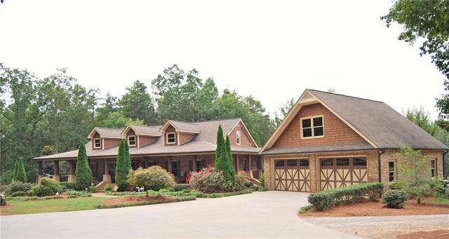 730 Cowart Mountain Road, Jasper, GA 30143 (MLS #6628931) :: Path & Post Real Estate