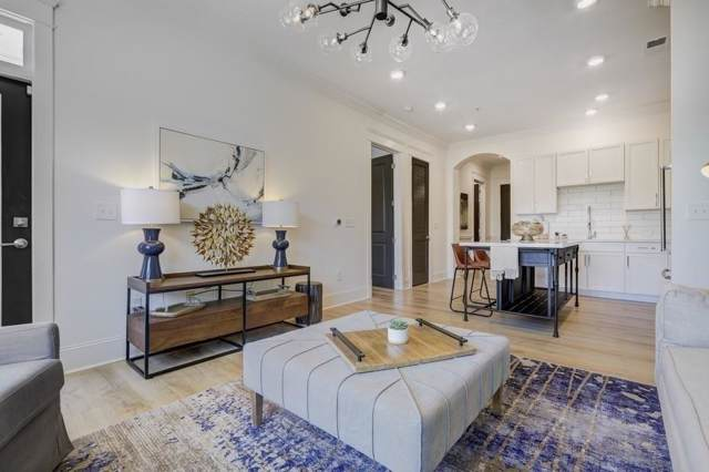 625 Piedmont Avenue NE #3026, Atlanta, GA 30308 (MLS #6628977) :: North Atlanta Home Team
