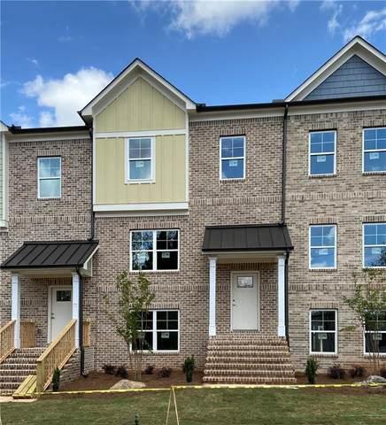 146 Panther Point Lane #13, Lawrenceville, GA 30046 (MLS #6629021) :: North Atlanta Home Team