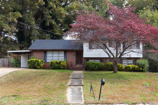 6104 Winview Drive, Forest Park, GA 30297 (MLS #6629115) :: North Atlanta Home Team