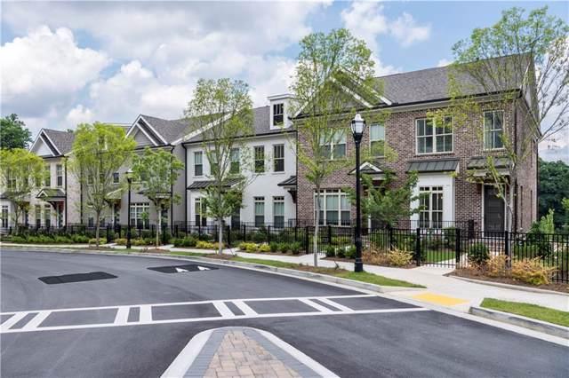 4117 Township Pass #74, Sandy Springs, GA 30342 (MLS #6629146) :: Kennesaw Life Real Estate
