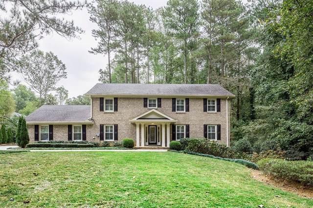 5448 Trowbridge Drive, Dunwoody, GA 30338 (MLS #6629196) :: Scott Fine Homes