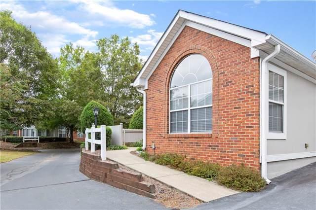 3760 Vineyards Lake Circle NW #8, Kennesaw, GA 30144 (MLS #6629211) :: Kennesaw Life Real Estate