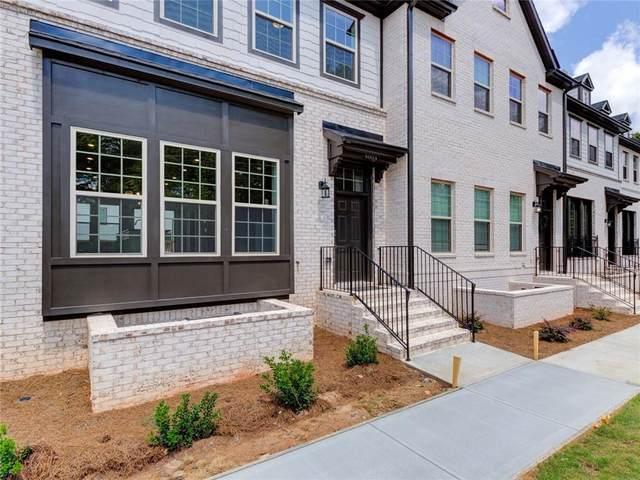 4804 Highside Way, Smyrna, GA 30082 (MLS #6629320) :: Keller Williams Realty Cityside
