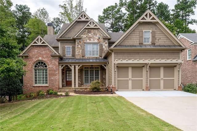 1391 Murrays Loch Place NW, Kennesaw, GA 30152 (MLS #6629383) :: North Atlanta Home Team
