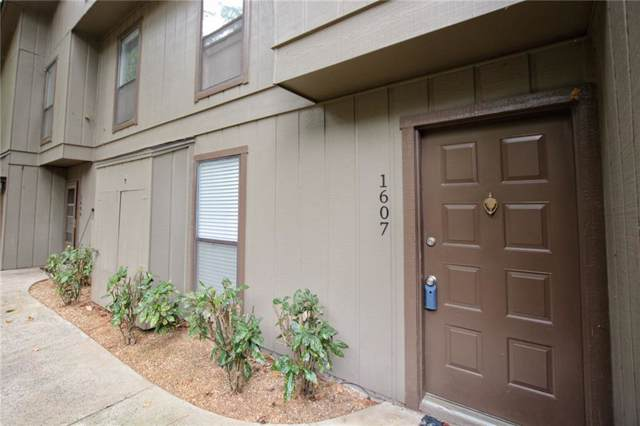 1607 Cumberland Court SE, Smyrna, GA 30080 (MLS #6629414) :: Path & Post Real Estate