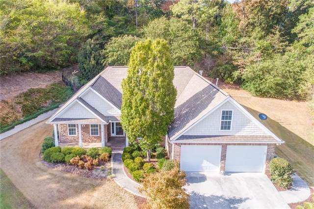 118 Garden Lake Drive, Calhoun, GA 30701 (MLS #6629463) :: North Atlanta Home Team