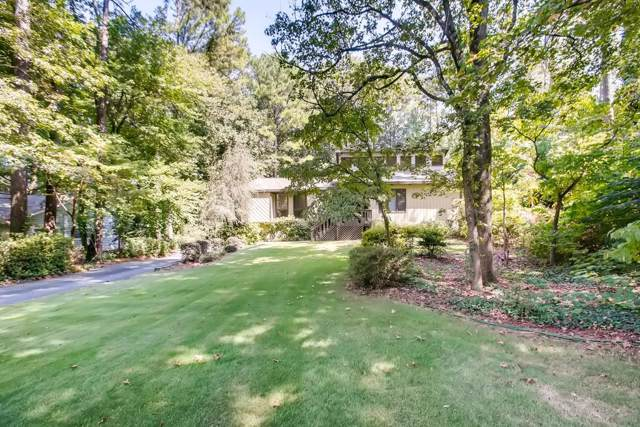 342 Pinehurst Lane, Marietta, GA 30068 (MLS #6629479) :: The Heyl Group at Keller Williams