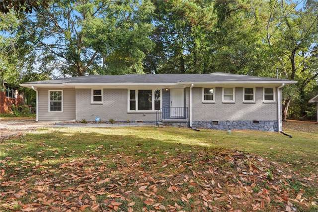 3456 Glensford Drive, Decatur, GA 30032 (MLS #6629534) :: The Heyl Group at Keller Williams