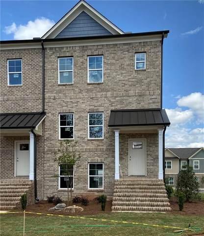 136 Panther Point Lane #14, Lawrenceville, GA 30046 (MLS #6629535) :: North Atlanta Home Team