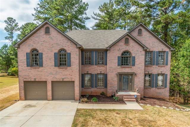 856 Southland Point, Stone Mountain, GA 30087 (MLS #6629578) :: The Cowan Connection Team