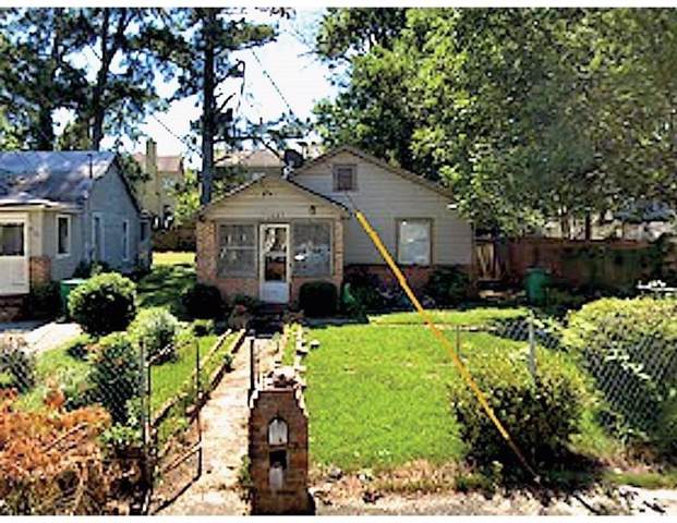 1097 Francis Street NE, Brookhaven, GA 30319 (MLS #6629718) :: North Atlanta Home Team