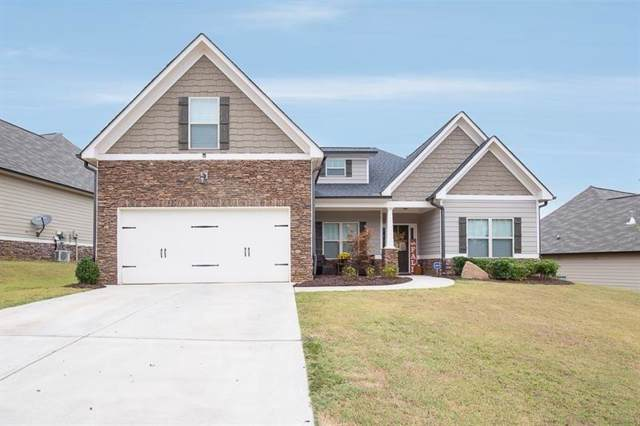 255 Gunier Circle, Dawsonville, GA 30534 (MLS #6629894) :: The Heyl Group at Keller Williams