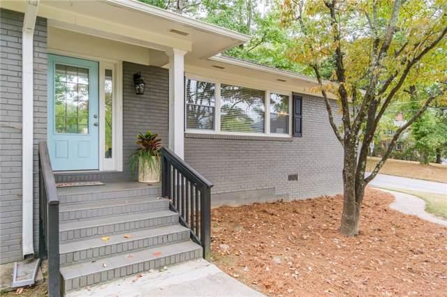 2480 Cascade Road SW, Atlanta, GA 30311 (MLS #6629994) :: North Atlanta Home Team