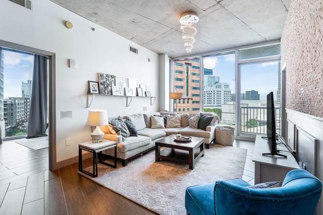 950 W Peachtree Street NW #1104, Atlanta, GA 30309 (MLS #6630047) :: Rock River Realty