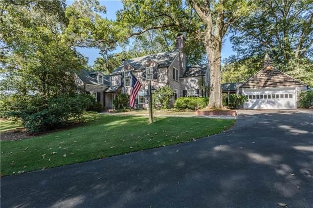 105 Fieldwood Road, Rome, GA 30161 (MLS #6630052) :: Charlie Ballard Real Estate