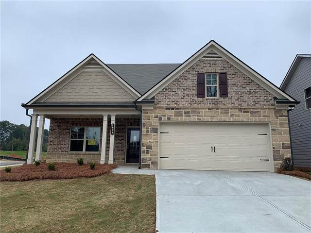 1036 Newshaw Way, Lawrenceville, GA 30046 (MLS #6630099) :: MyKB Partners, A Real Estate Knowledge Base