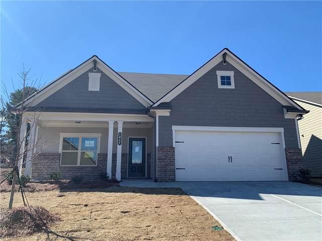 1017 Newshaw Way, Lawrenceville, GA 30046 (MLS #6630145) :: MyKB Partners, A Real Estate Knowledge Base